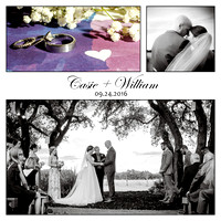 Casie + William's Album