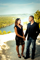 Jade + Ty: Mt Bonnell